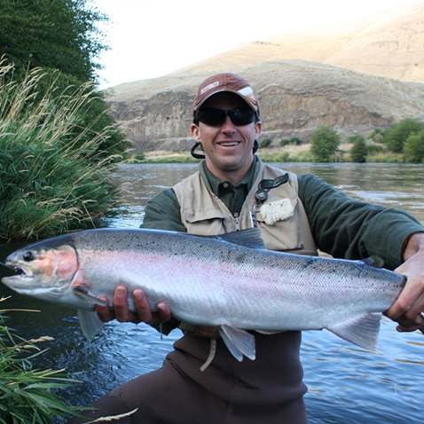 Native Deschutes Steelhead